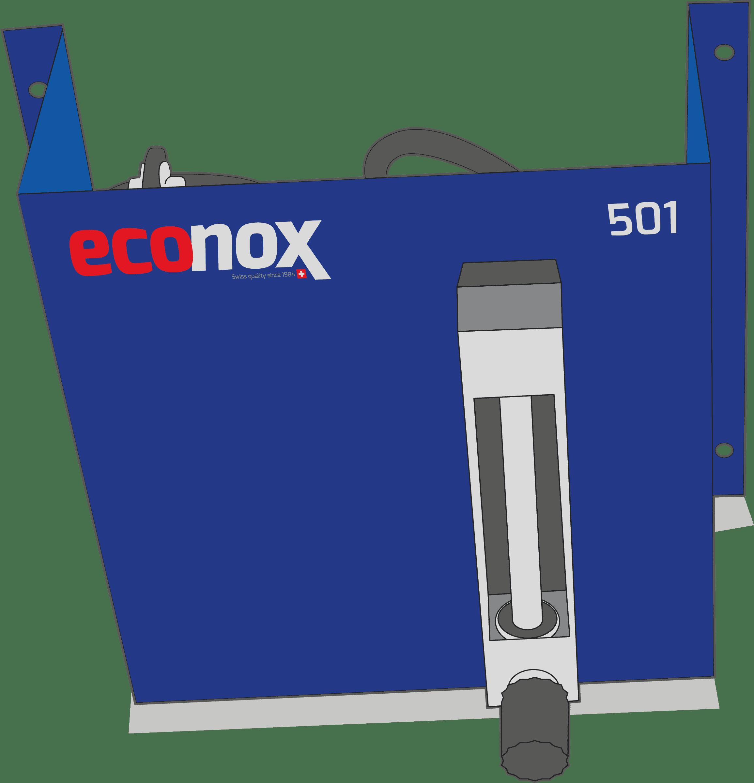 Module de maintenance 501 pour sonde à oxygène