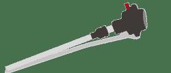 Sonde Carboporbe ZS pour traitement thermique