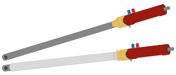 Carboprobe ZI - Oxygen probe Econox