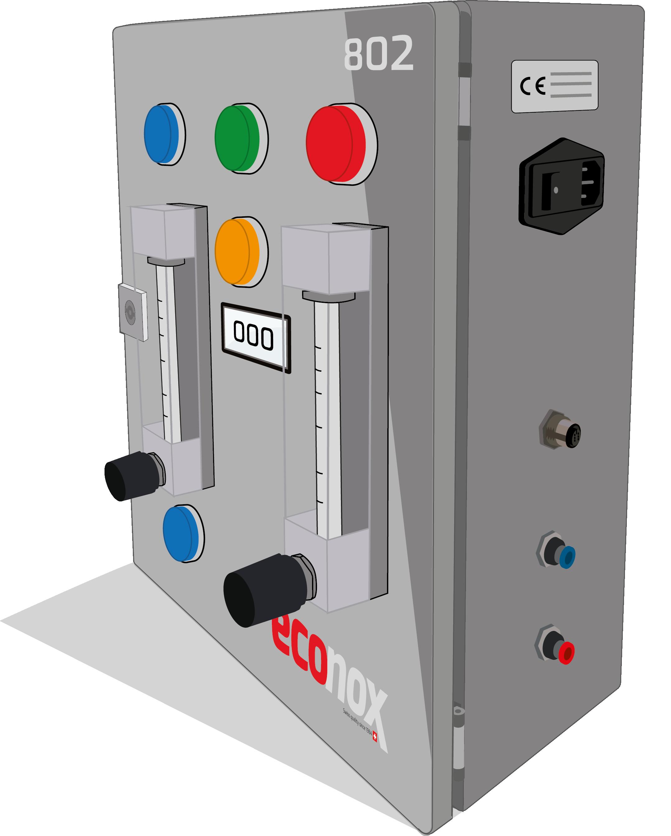 Maintenance Module 802