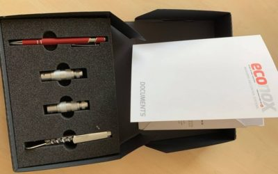 Entdecken Sie das neue Packaging unserer Sauerstoff- und Kohlenstoffsonden
